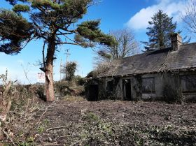 Derelict Cottage on C. 1 Acre at Glenreagh, Midleton, Co. Cork