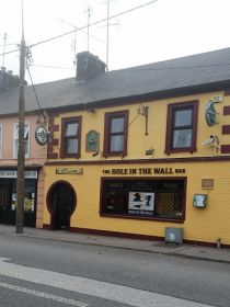 The Hole in the Wall Bar