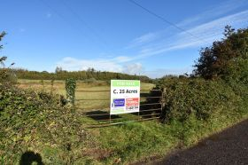 C 25 Acres of Prime Agricultural Land, Coppingerstown, Midleton, Cork.
