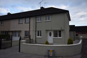 SOLD   18, Michael Collins Square, Midleton, Co. Cork.                                Excellently Renovated Three Bedroom Terraced Property