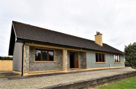 The Glen, Ballybraher, Ballycotton, Co. Cork.  3 Bedroom Bungalow on a Large Site.  Guide Price: €280,000
