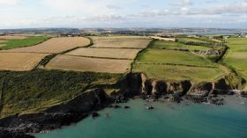 C. 21 Acres at Ballygeaney, Ballycotton, Co. Cork.  Guide Price €210,000