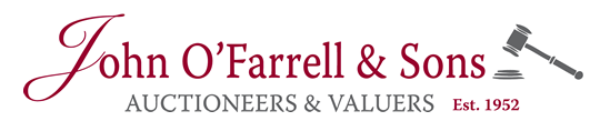john o'farrell and sons logo